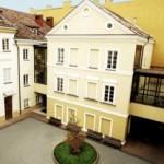 Vilniaus universiteto Filosofijos fakulteto kiemas