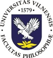 VU Filosofijos fakultetas